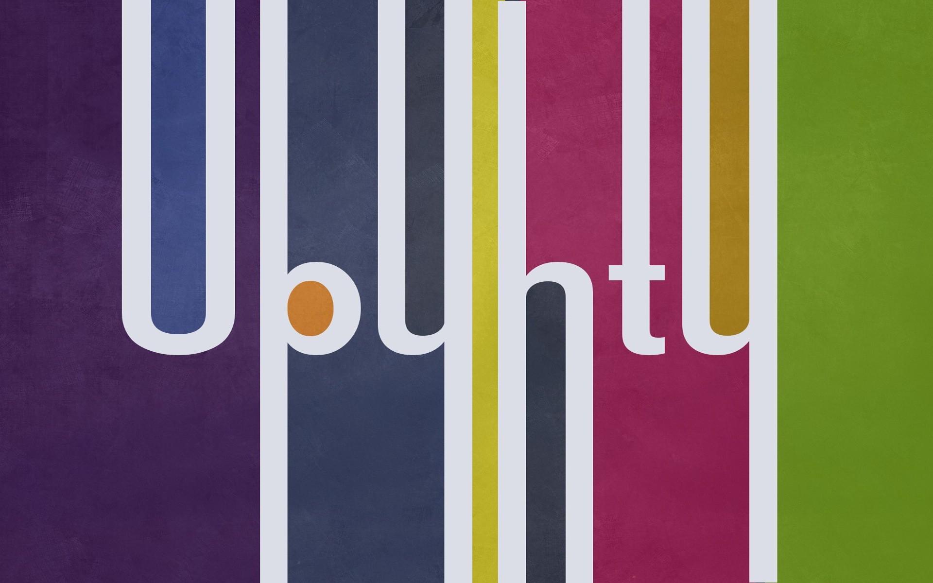 Ubuntu Multicolor - 1920x1200
