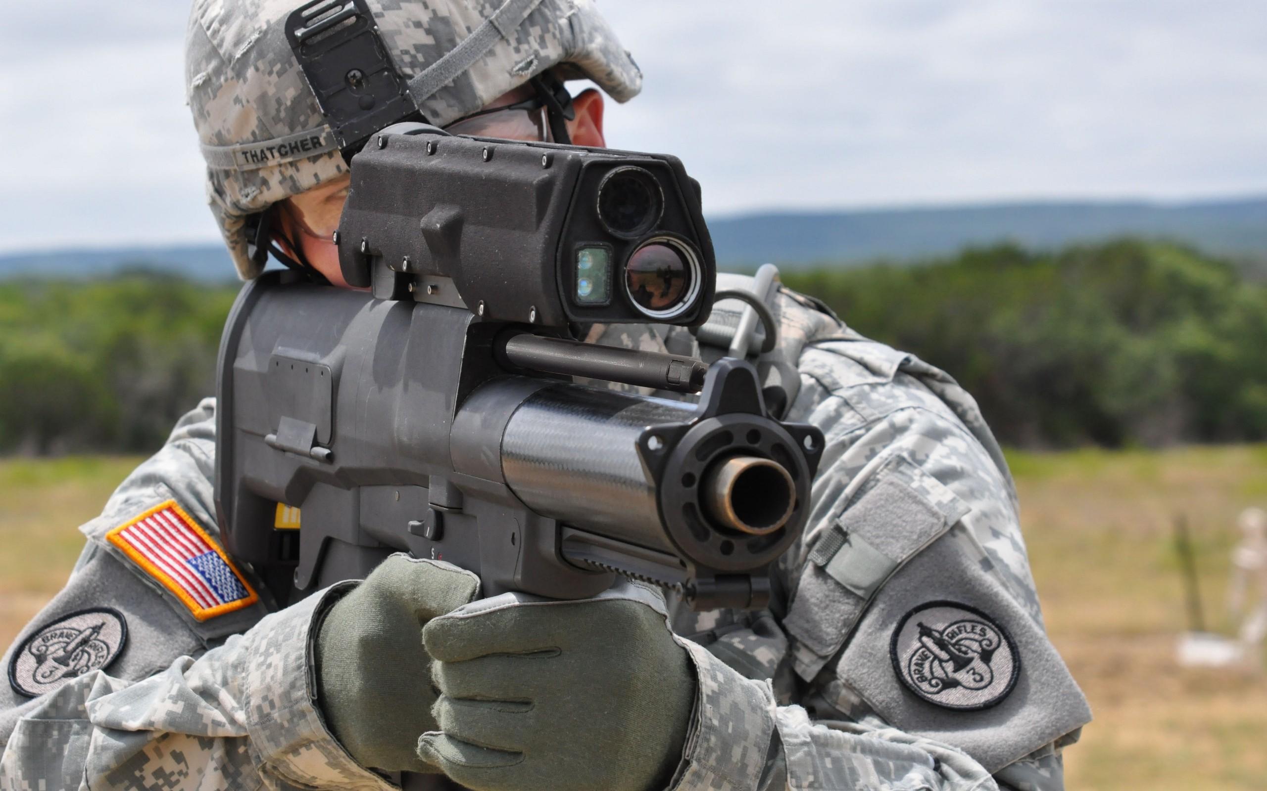Un soldado americano - 2560x1600