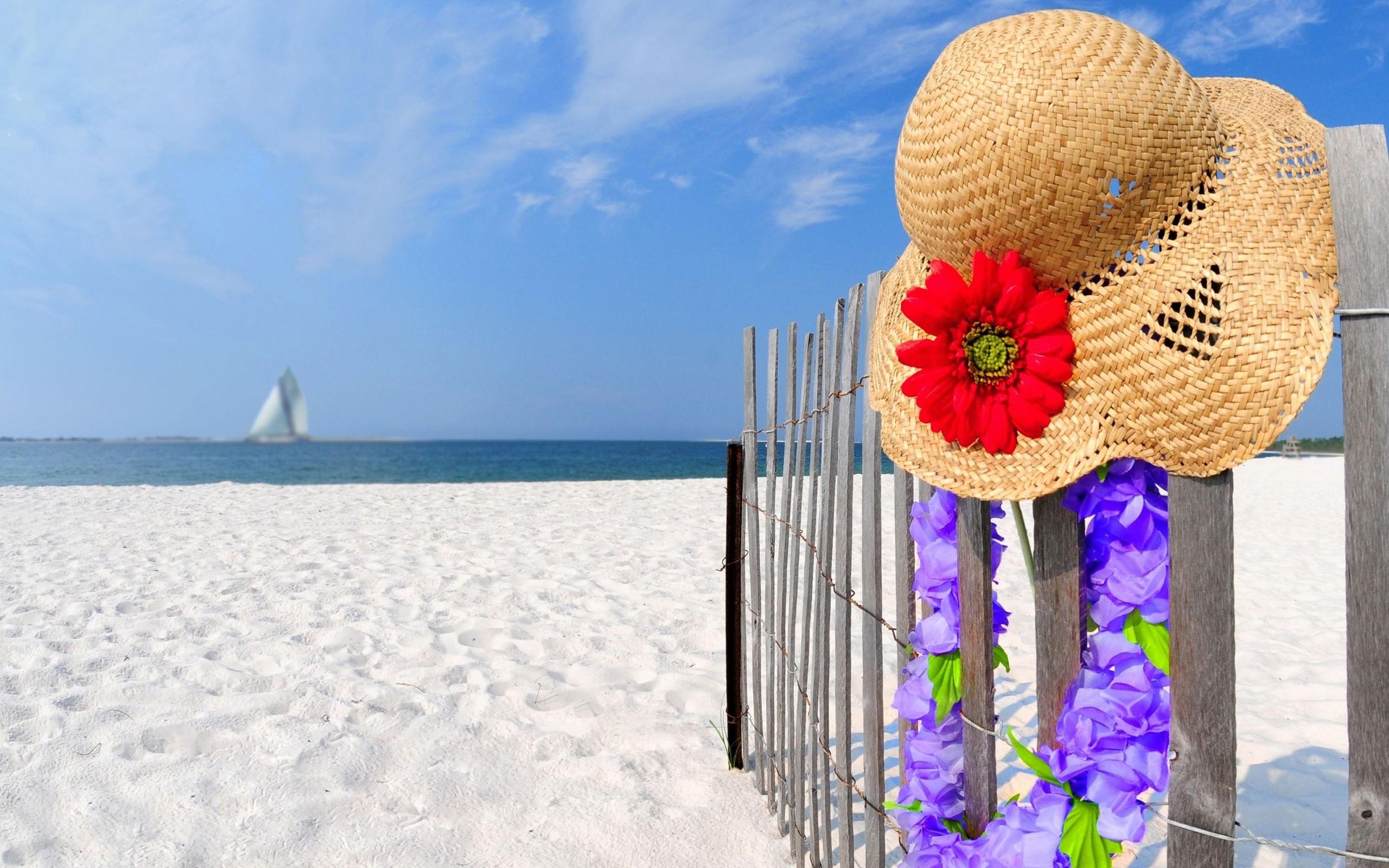Vacaciones en las playas - 2560x1600