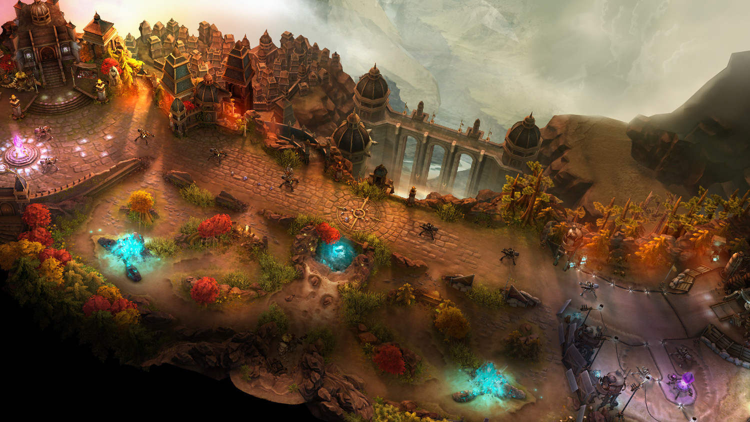 VainGlory iPhone - 1500x844