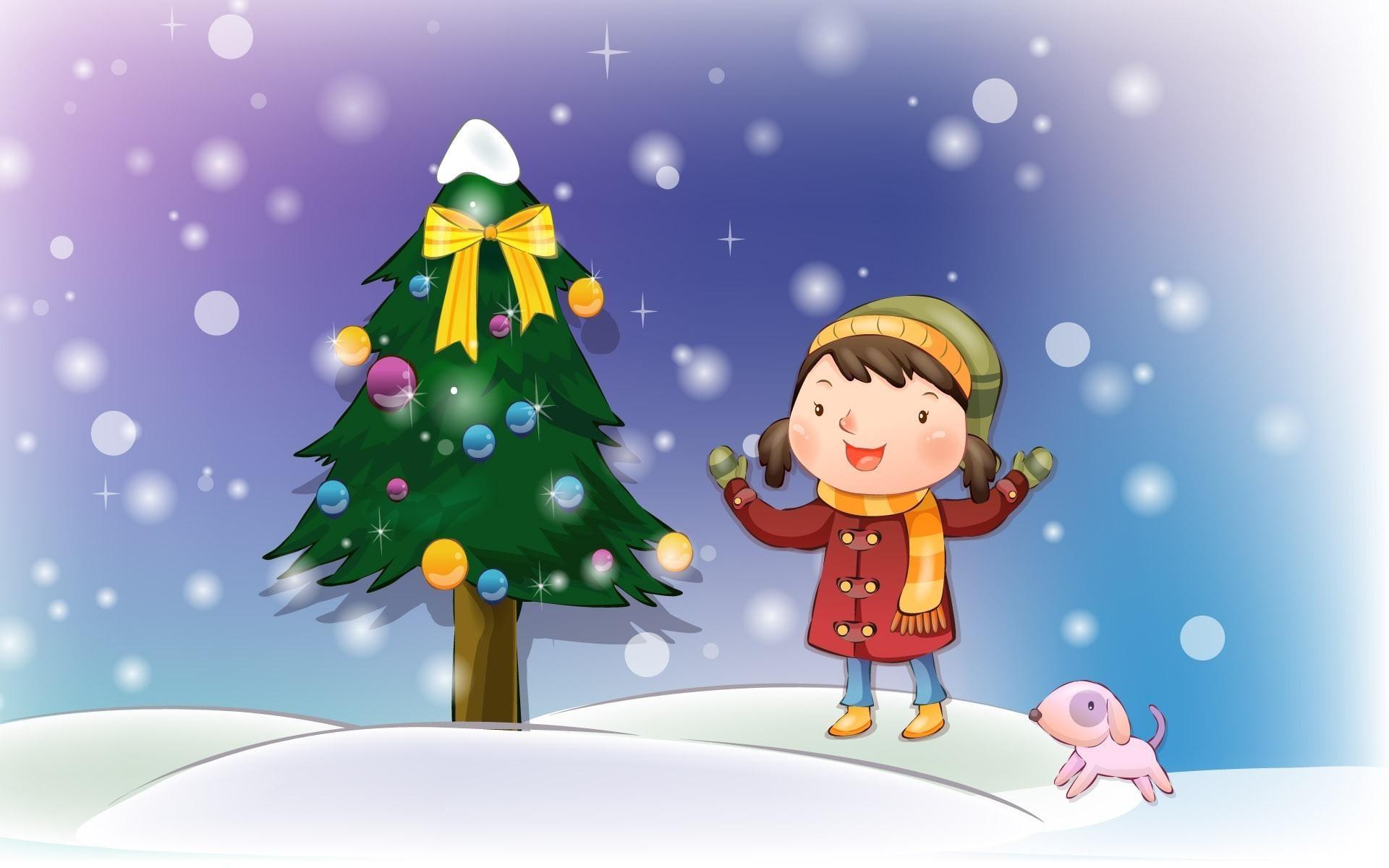 Wallpapers para ni os en navidad hd 1920x1200 imagenes wallpapers gratis dibujos fondos - Dibujo de navidad para ninos ...