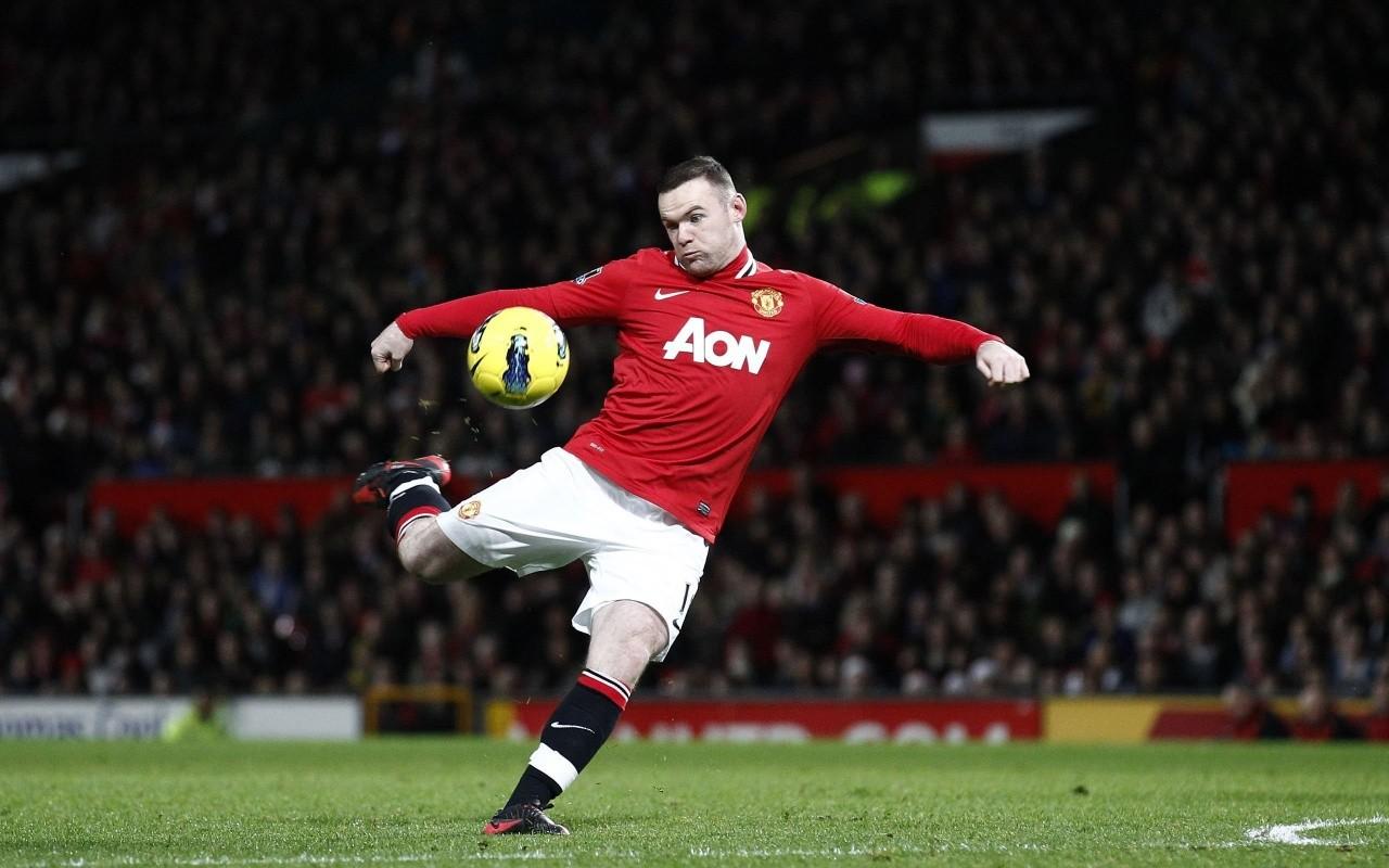 Wayne Rooney - 1280x800