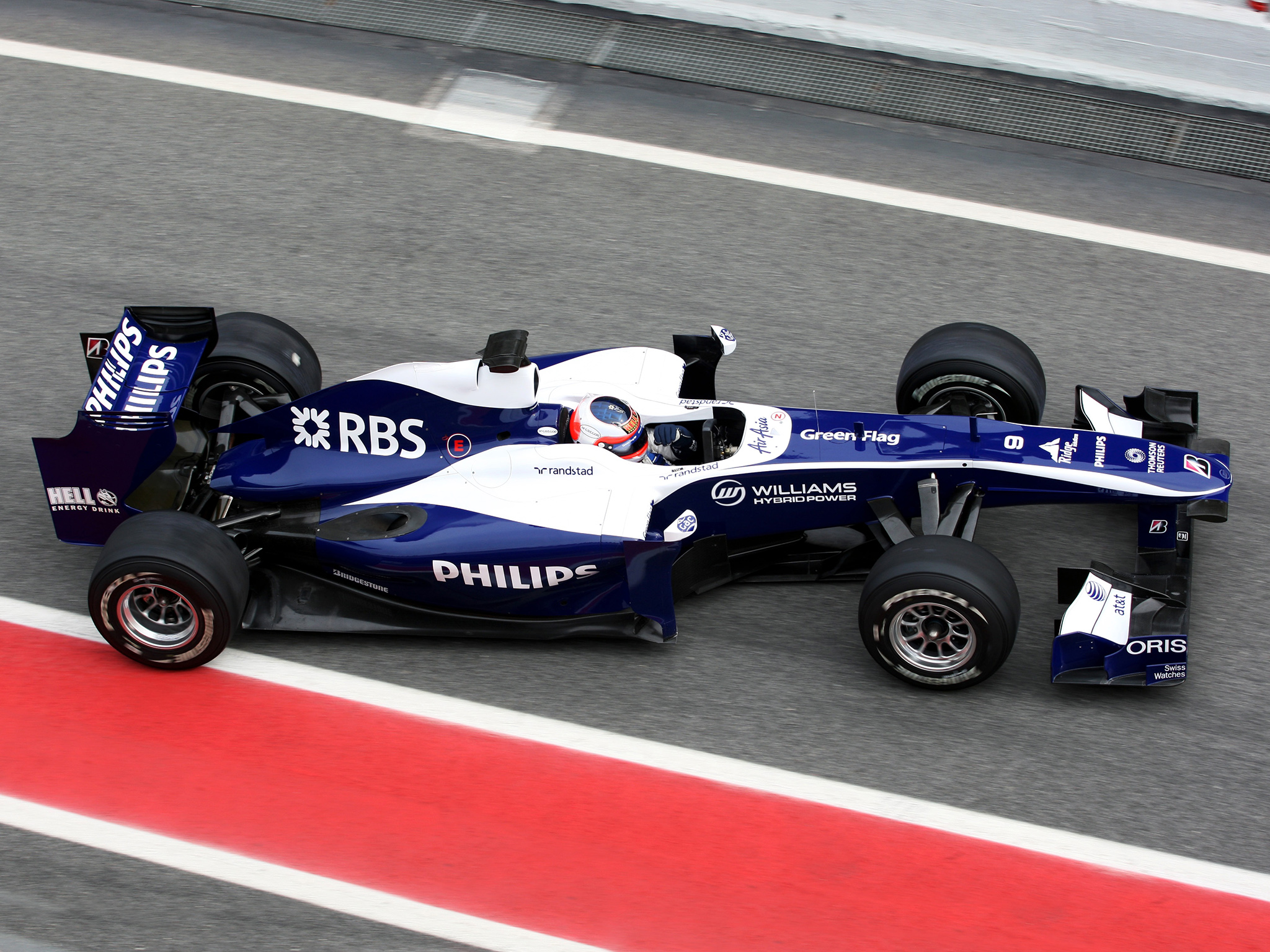 Williams FW32 - 2048x1536
