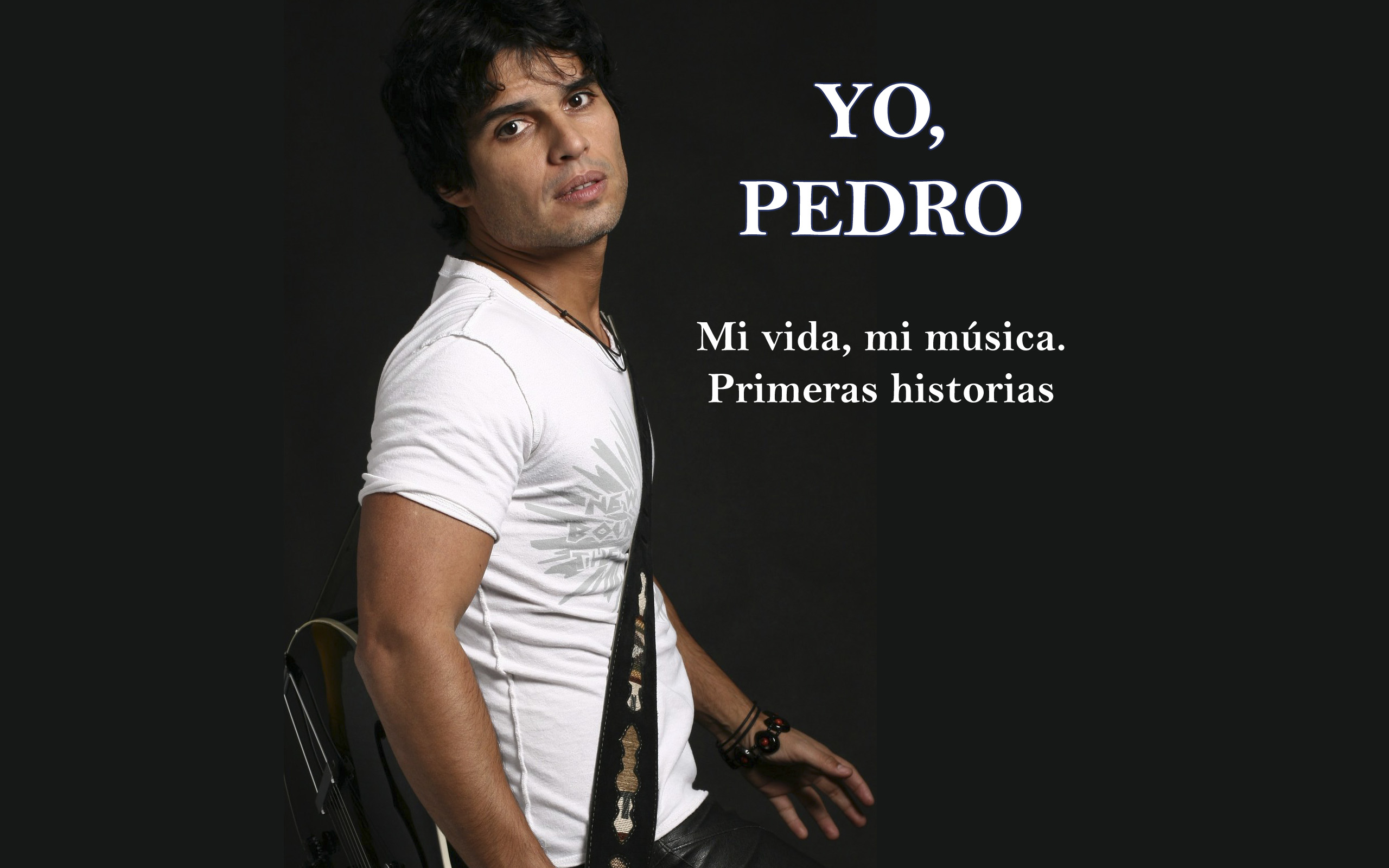 Yo, Pedro - 2560x1600