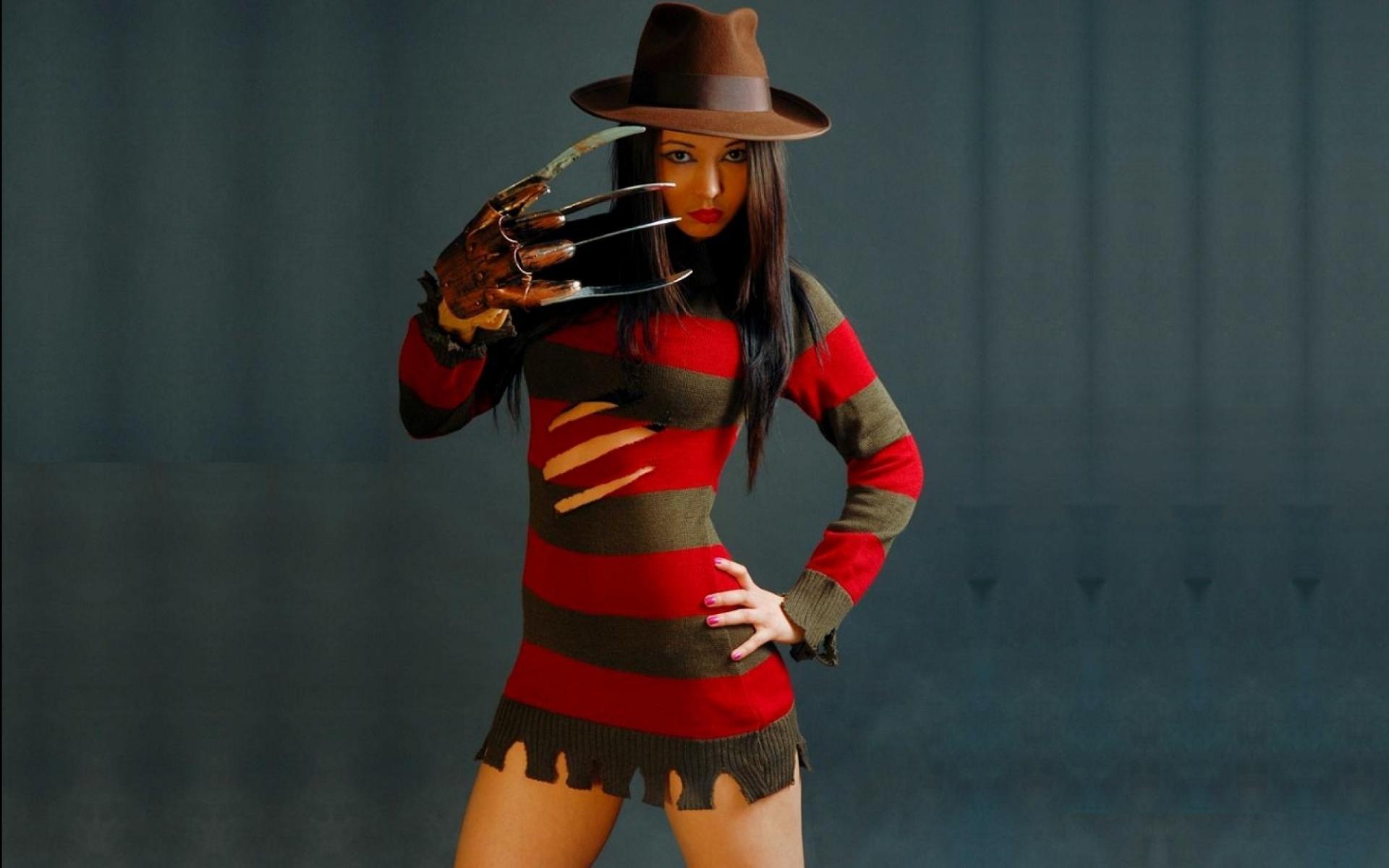 Freddy Krueger Cosplay - 1920x1200