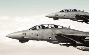 Aviones F 14 Tomcat