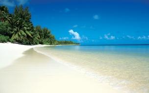 Playas del Caribe en vacaciones