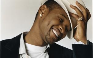 Usher fotografia