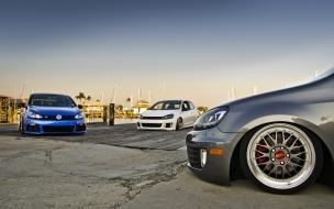 Autos Volkswagen Golf