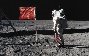 El hombre en la luna parodia