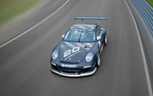 Auto Porsche negro