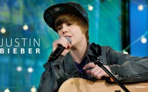 Justin Bieber en su juventud