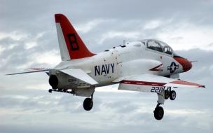 Un Avión de los Navy