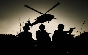 Fotografía de soldados
