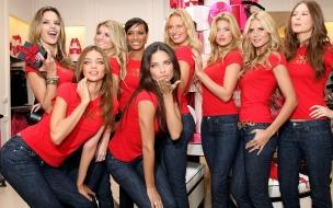 Las Rubias de Victorias Secret