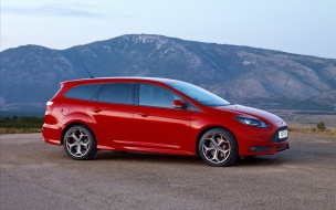 Ford Focus Tourer