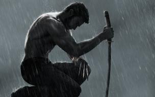 Wolverine con Katana