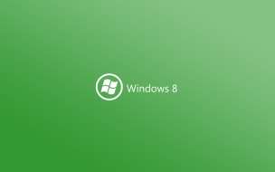 Windows 8 verde
