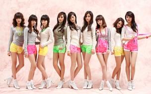 Chicas jovenes asiáticas