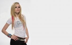 Avril Lavigne cantante