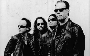 Integrantes de Metallica