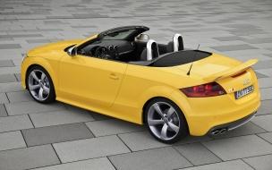 Audi TTS modelo 2014