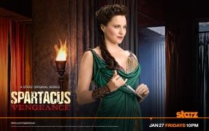 Actrices de Spartacus
