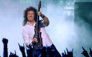 El guitarrista de Queen
