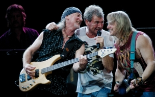 Deep Purple en concierto