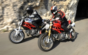 Motos Ducati Monster