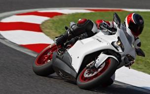 Ducati 848 EVO