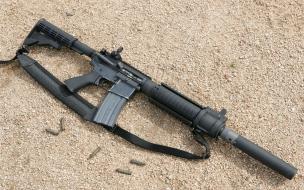 Rifle cal 22 automatico