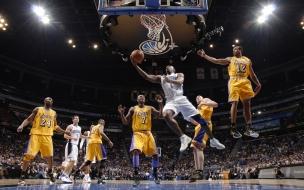Jugada de NBA