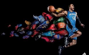 Adidas y la NBA