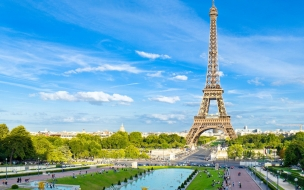 La Torre Eiffel en HDR