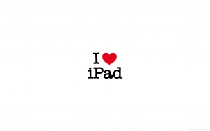 Yo amo mi iPad