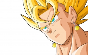 Vegeto de Dragon Ball Z
