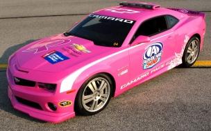 Auto rosado