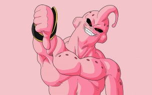 Kid Buu Dragon Ball Z
