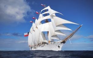 Barco chileno