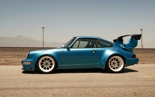 Porsche 911 Twin Coupe