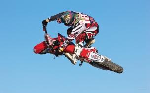 Motocross Honda Red Bull