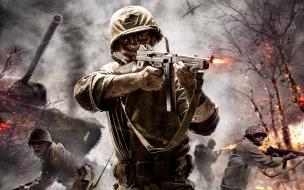 Soldado de los videojuegos