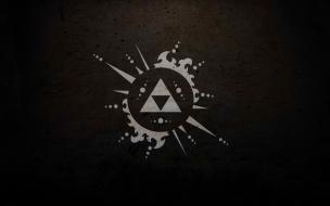 La leyenda de Zelda logo