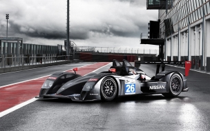 Nissan formula 1