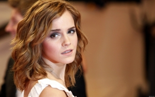 La bella Emma Watson