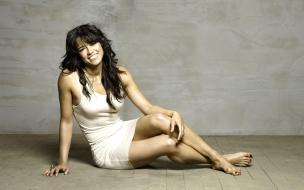 Actriz Michelle Rodriguez