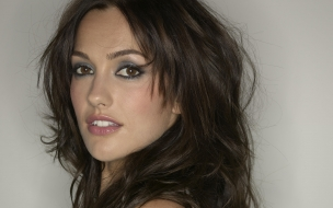 Minka Kelly maquillaje