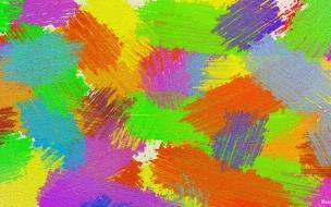 Manchas de pinturas