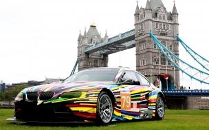 Auto BMW tuneado